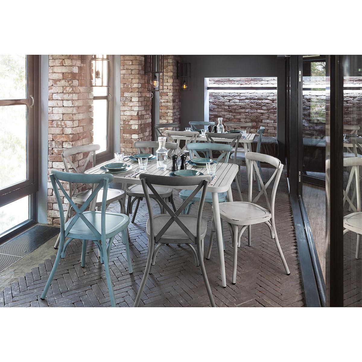 Platzbedarf Tische & Stühle In Der Gastronomie