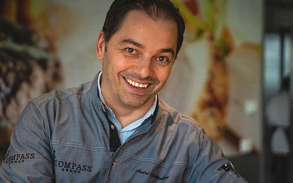 Andre Schellenberg, Culinary Director, Compass Group